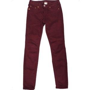 True Religion Hi-Rise legging size 27